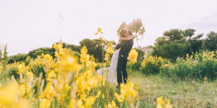 Mélina + Jonathan /// Mariage