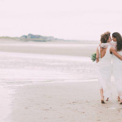 Isabelle + Ryan /// Inspiration Mariage à la plage
