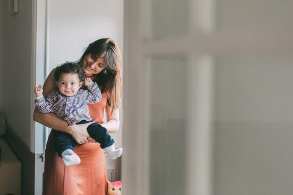 Adel et sa famille /// Famille