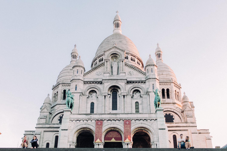Engagement Photographer Paris Montmartre