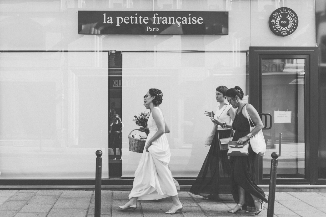 Mariage Paris Mairie 2