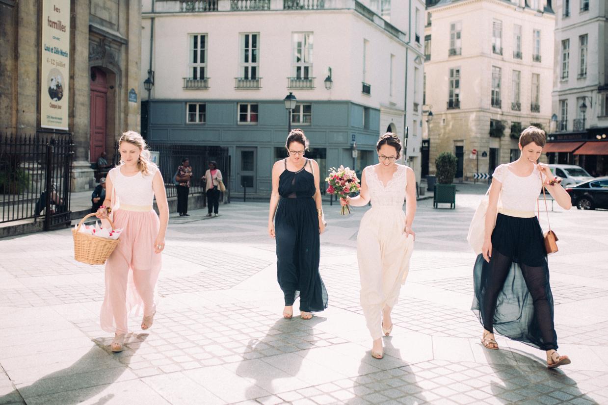Mariage Parisien Photographe