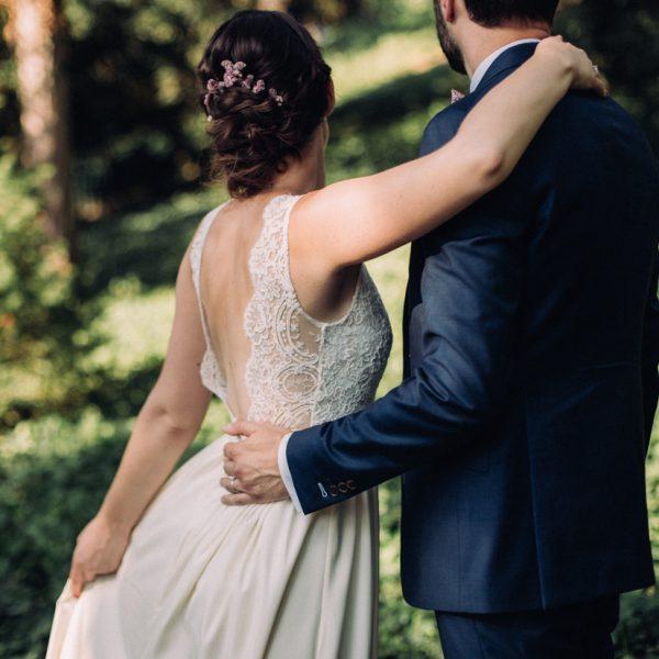 C + J /// UN MARIAGE PARISIEN INTIME AU MONCOEUR ET AU PAVILLON DU LAC