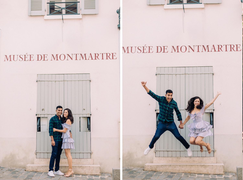 Mariage musée montmartre