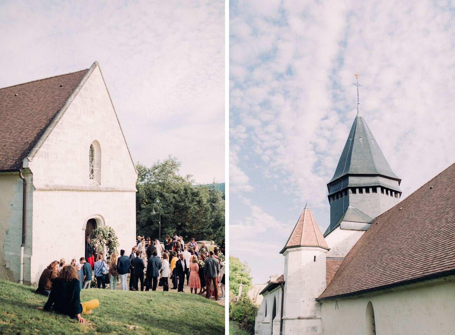 Wedding church Giverny