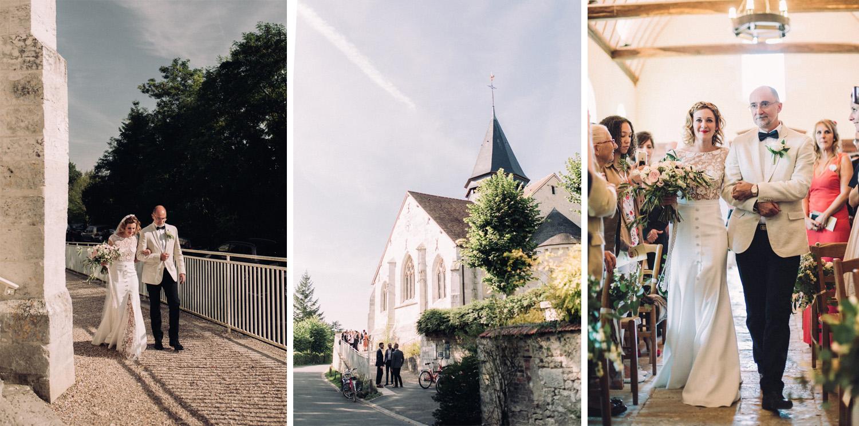Mariage Eglise de Giverny