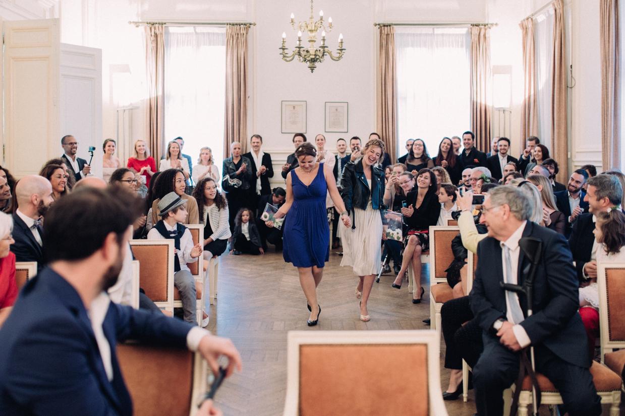 Mariage mairie de Garches Photographe