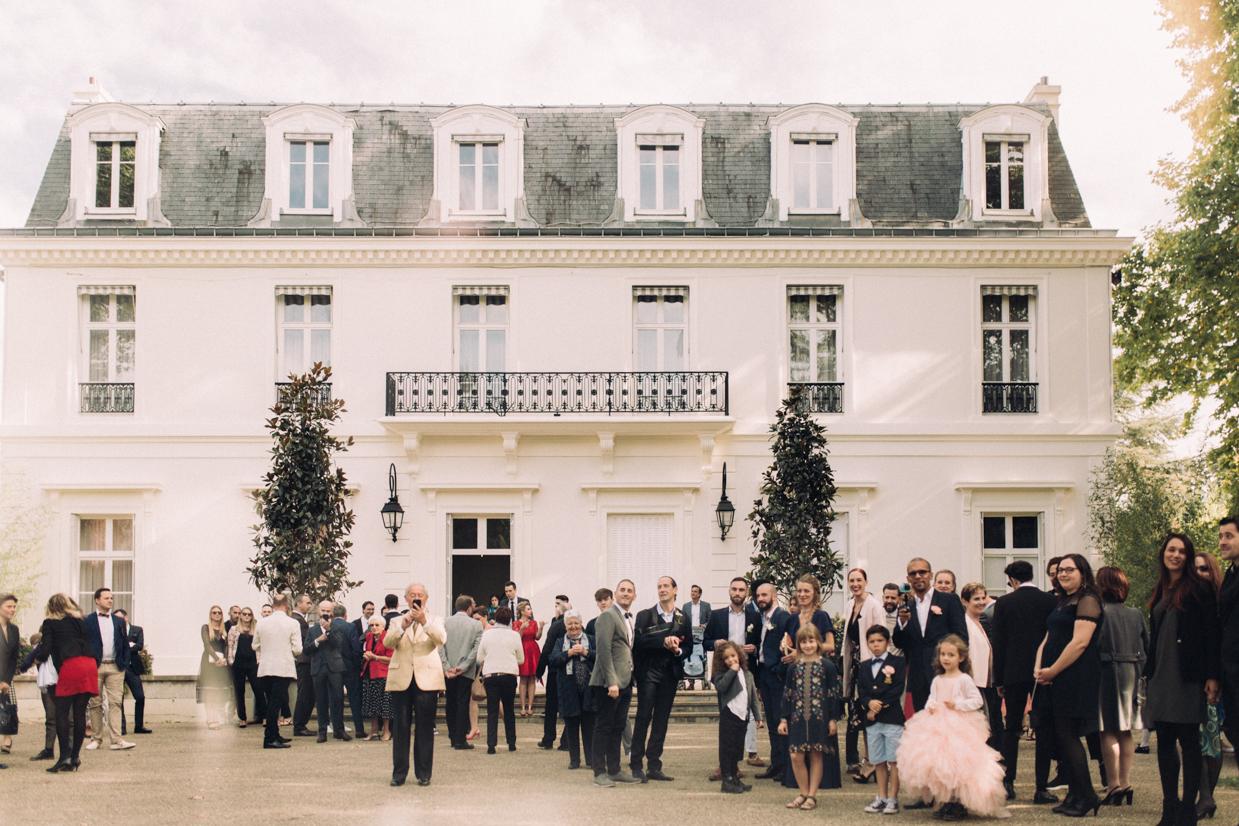 Mariage mairie de Garches