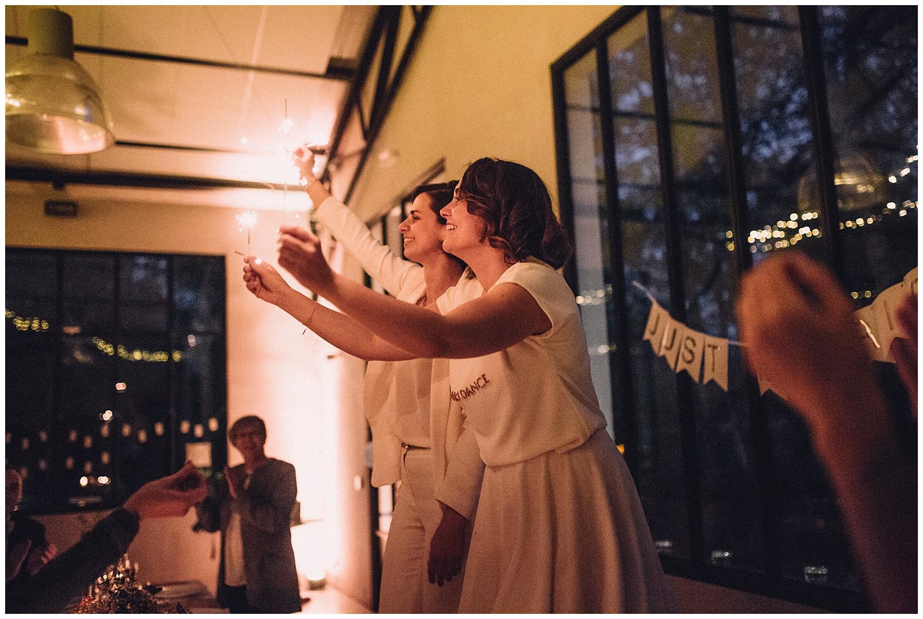 Same sex wedding Paris