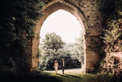 I + T /// Un mariage nature au Couvent des Carmes
