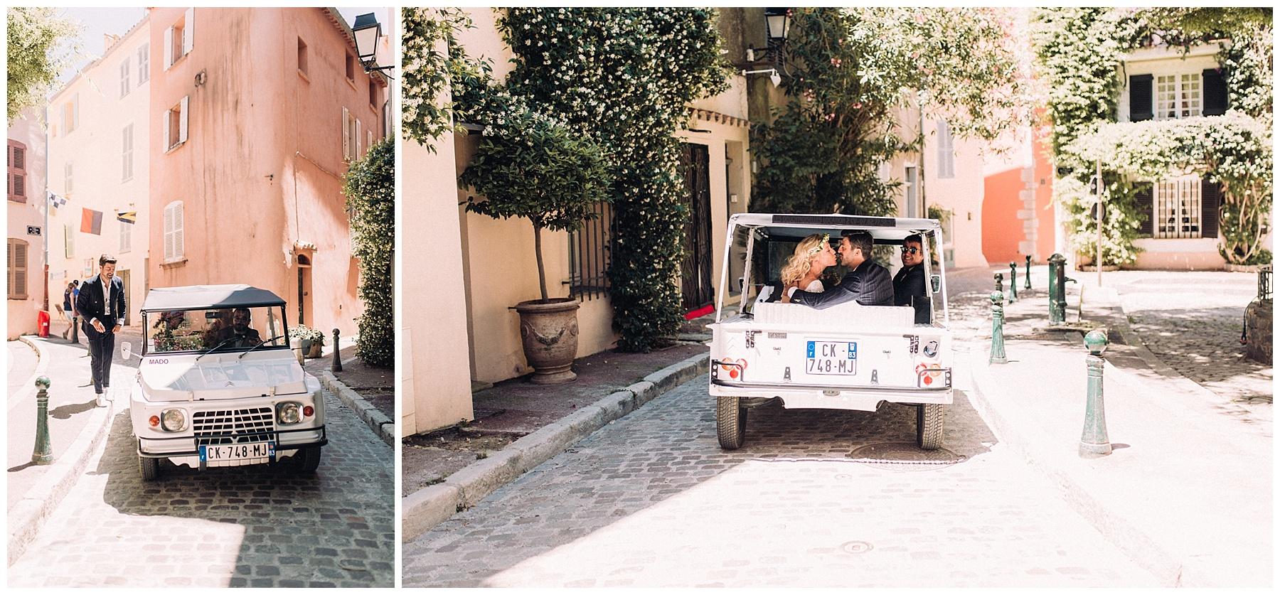 Mariage Cote d'Azur Var