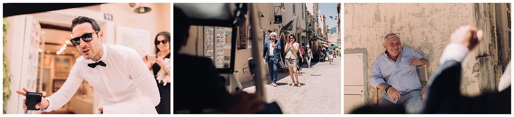 Mariage Saint Tropez
