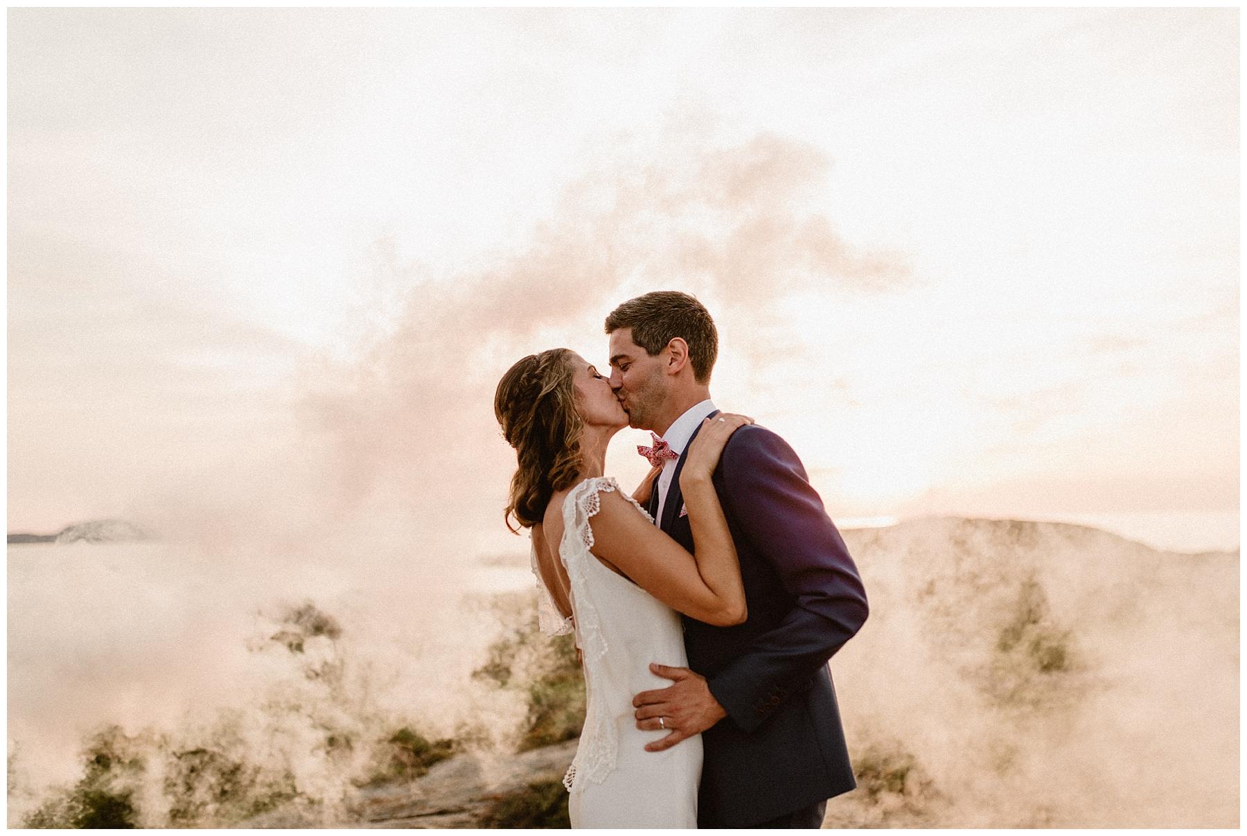 Mariage le rocher Spanu