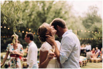 C +K /// Un mariage esprit guinguette sur une île de Charentes