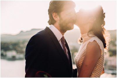 B + F - UN MARIAGE AU CHATEAU DE CASSIS