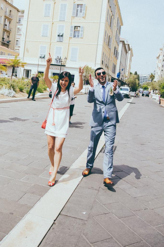 Photographe de mariage Ville de Nice