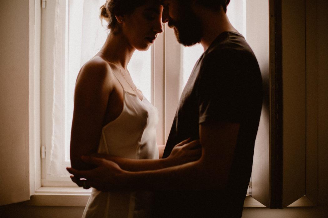 engagement love session
