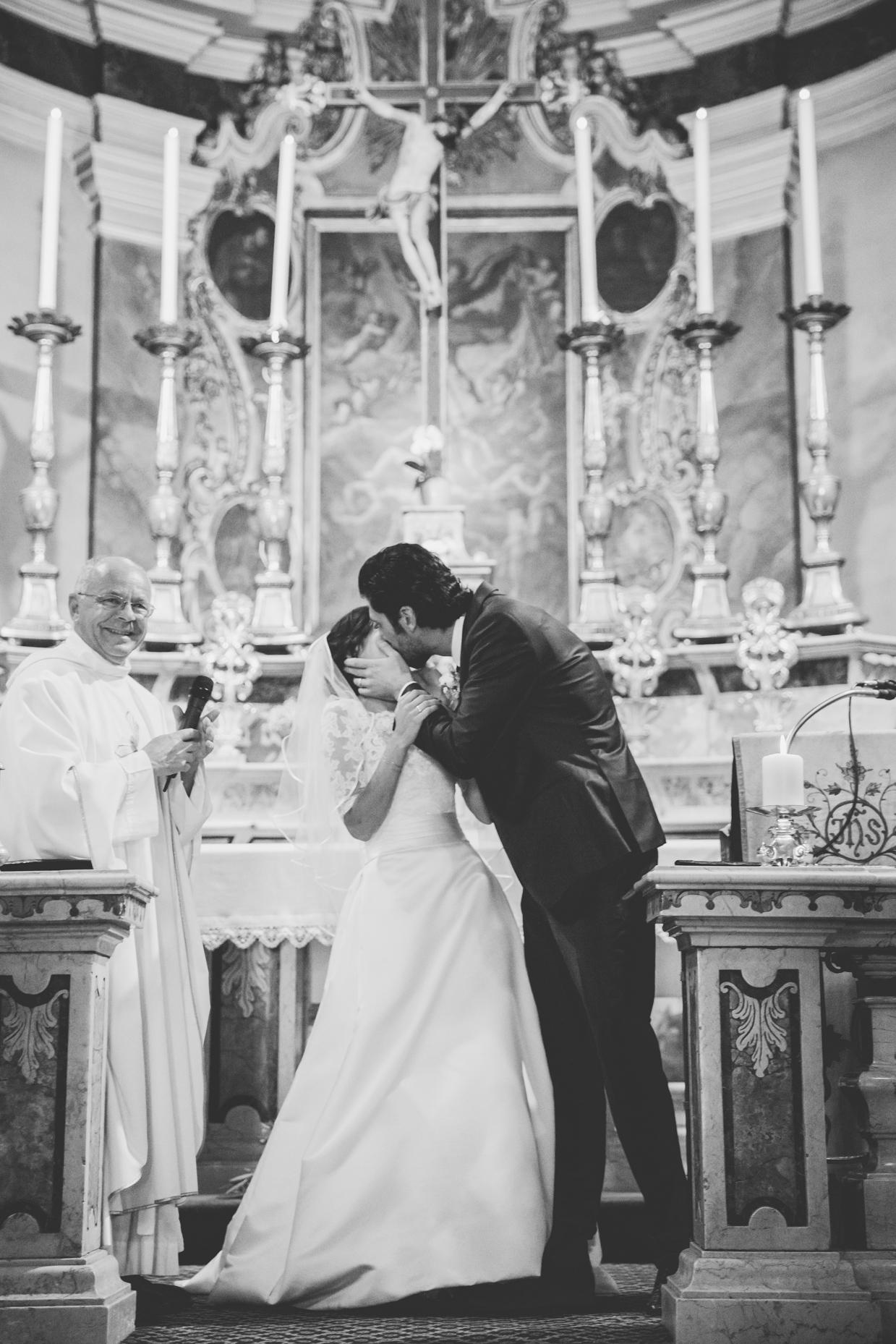 Mariage Eglise de Villefranche sur mer