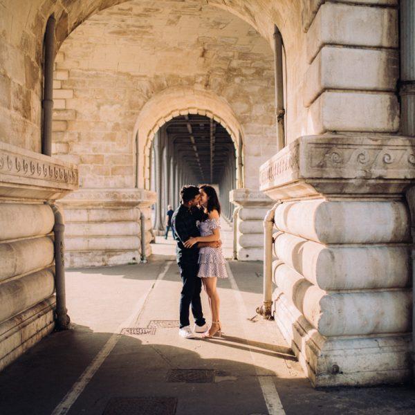 N + S - UNE LOVE SESSION À PARIS AU PETIT MATIN