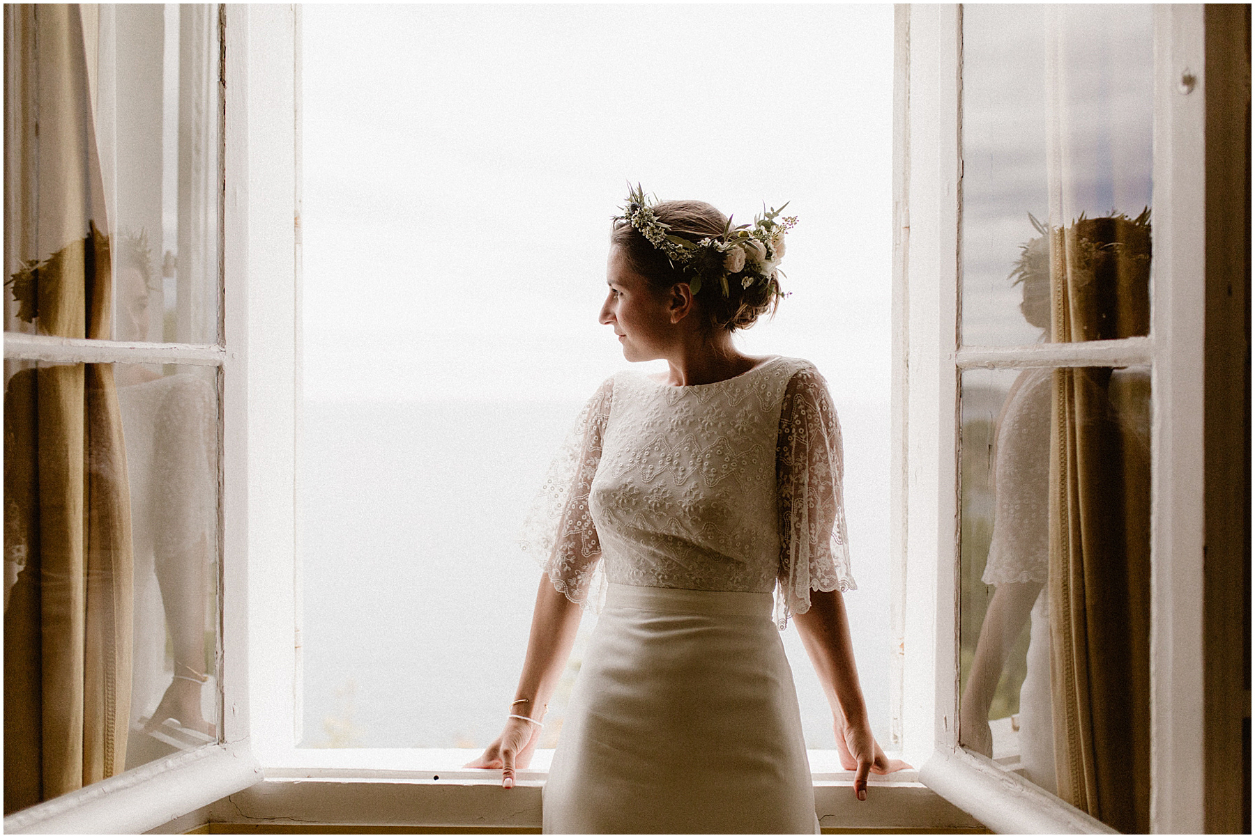 Photographe mariage toulon Cap Brun Plage Var