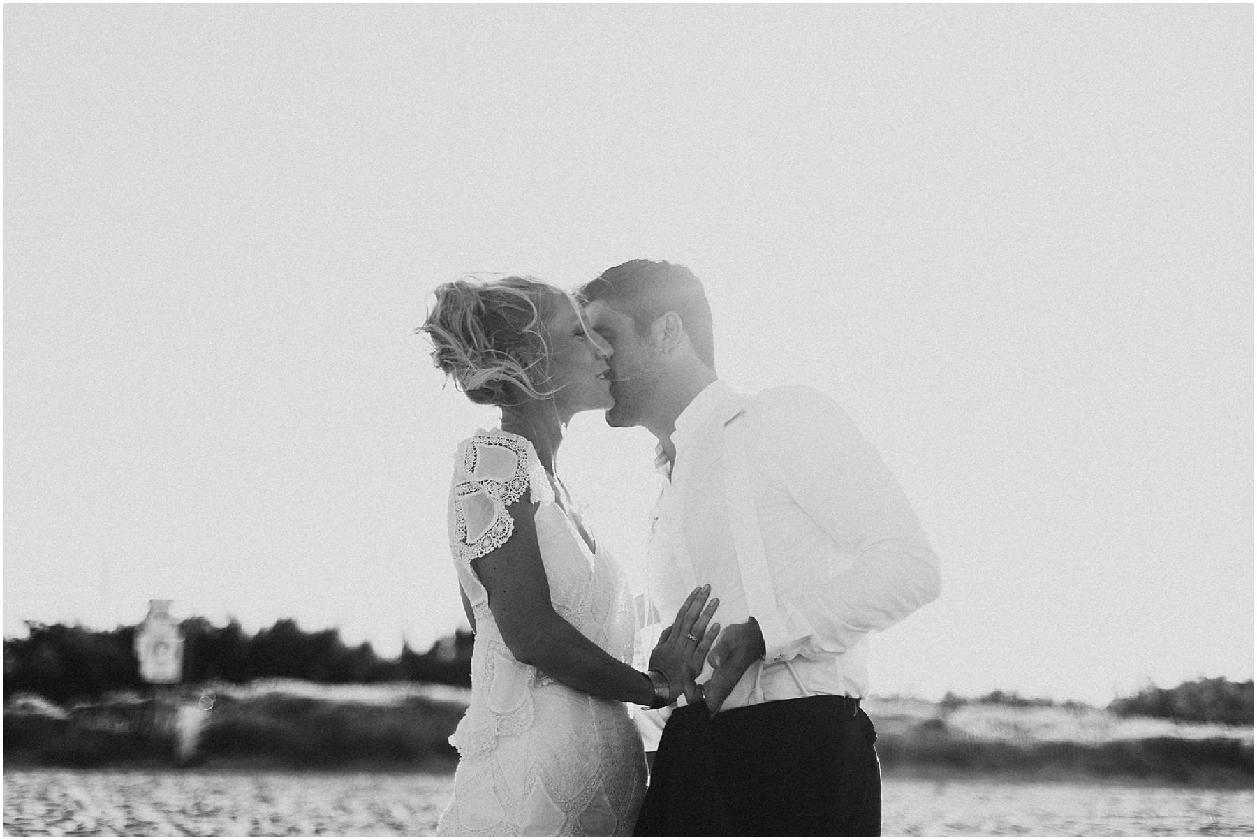 Mariage plage Saint Tropez
