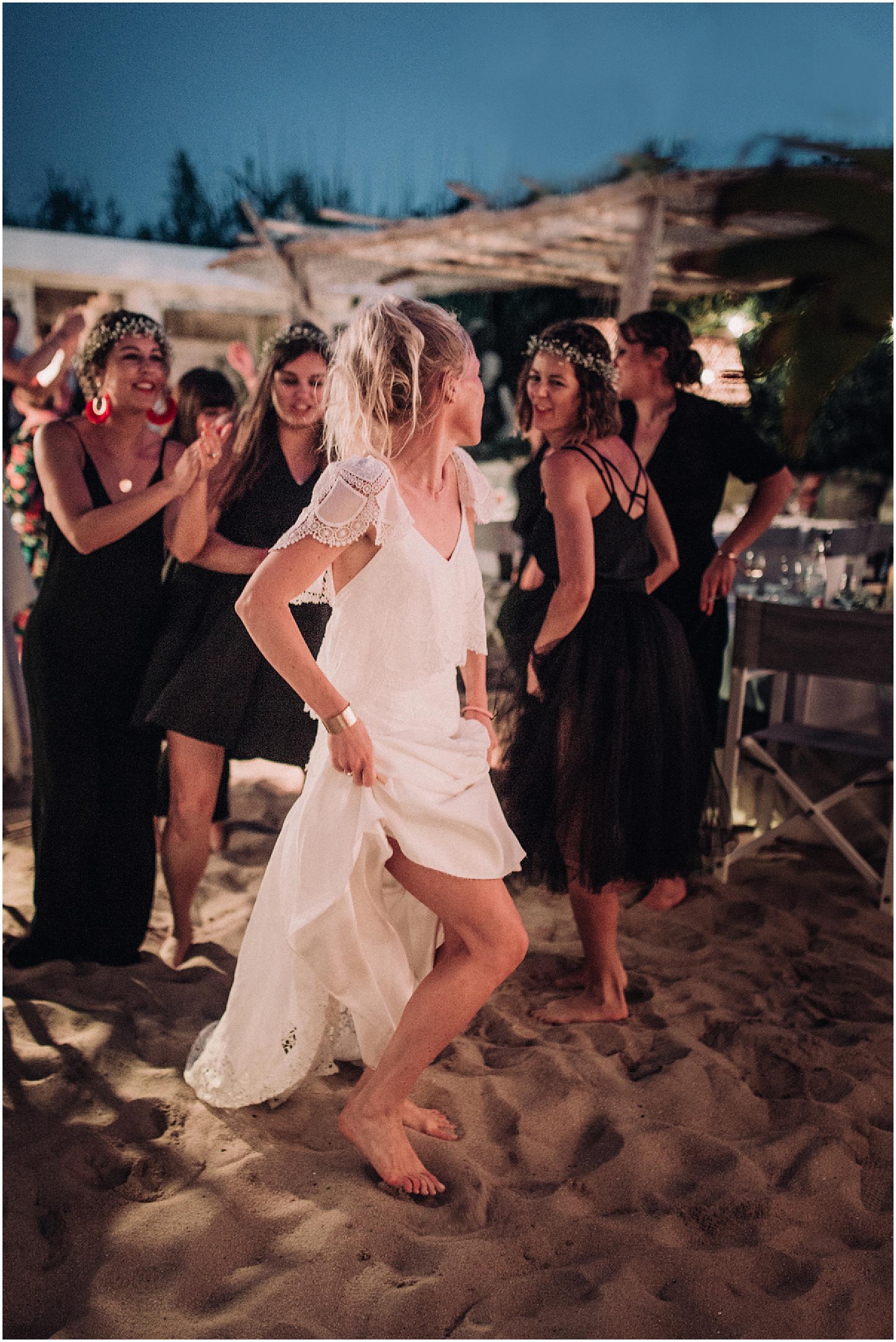 Wedding in Cabane Bambou Saint-Tropez