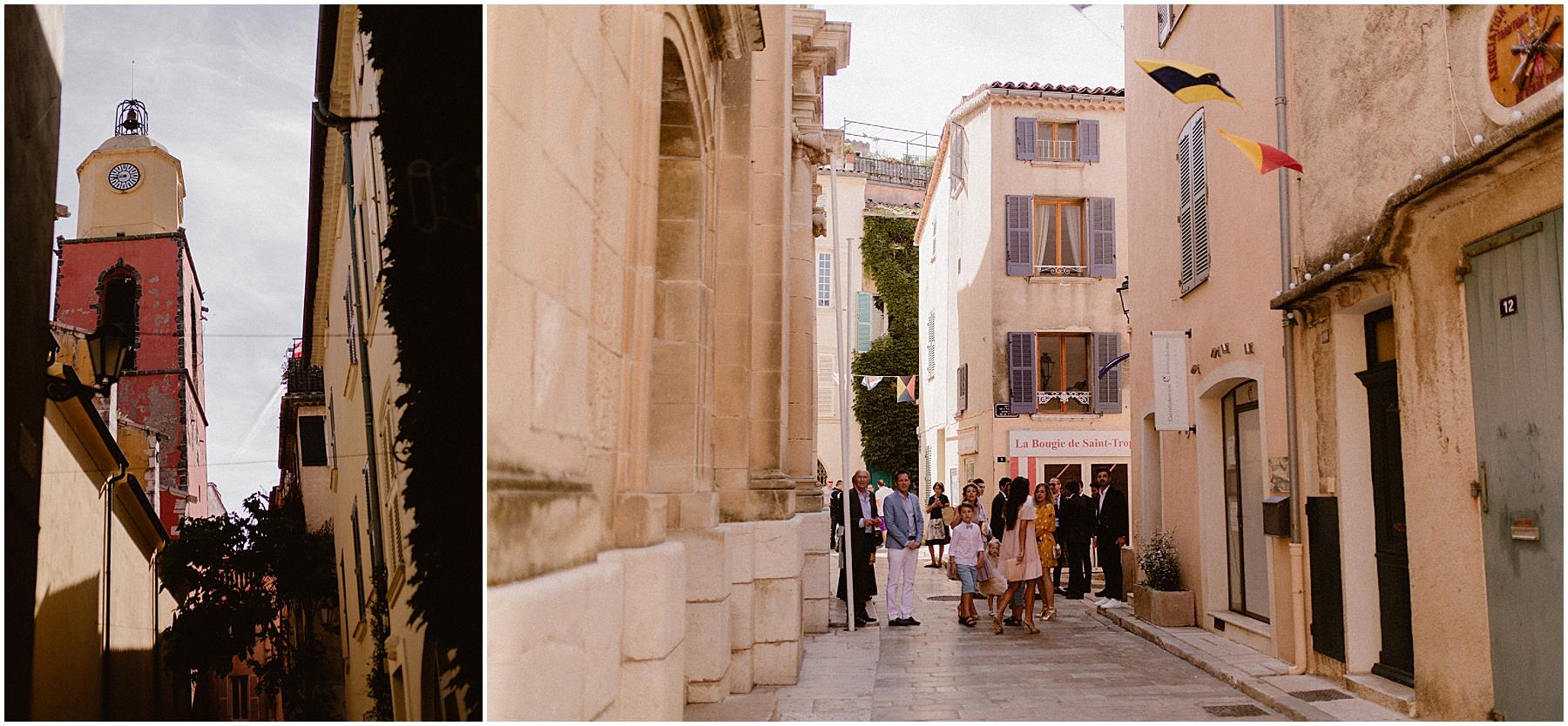Mariage Eglise Saint Tropez