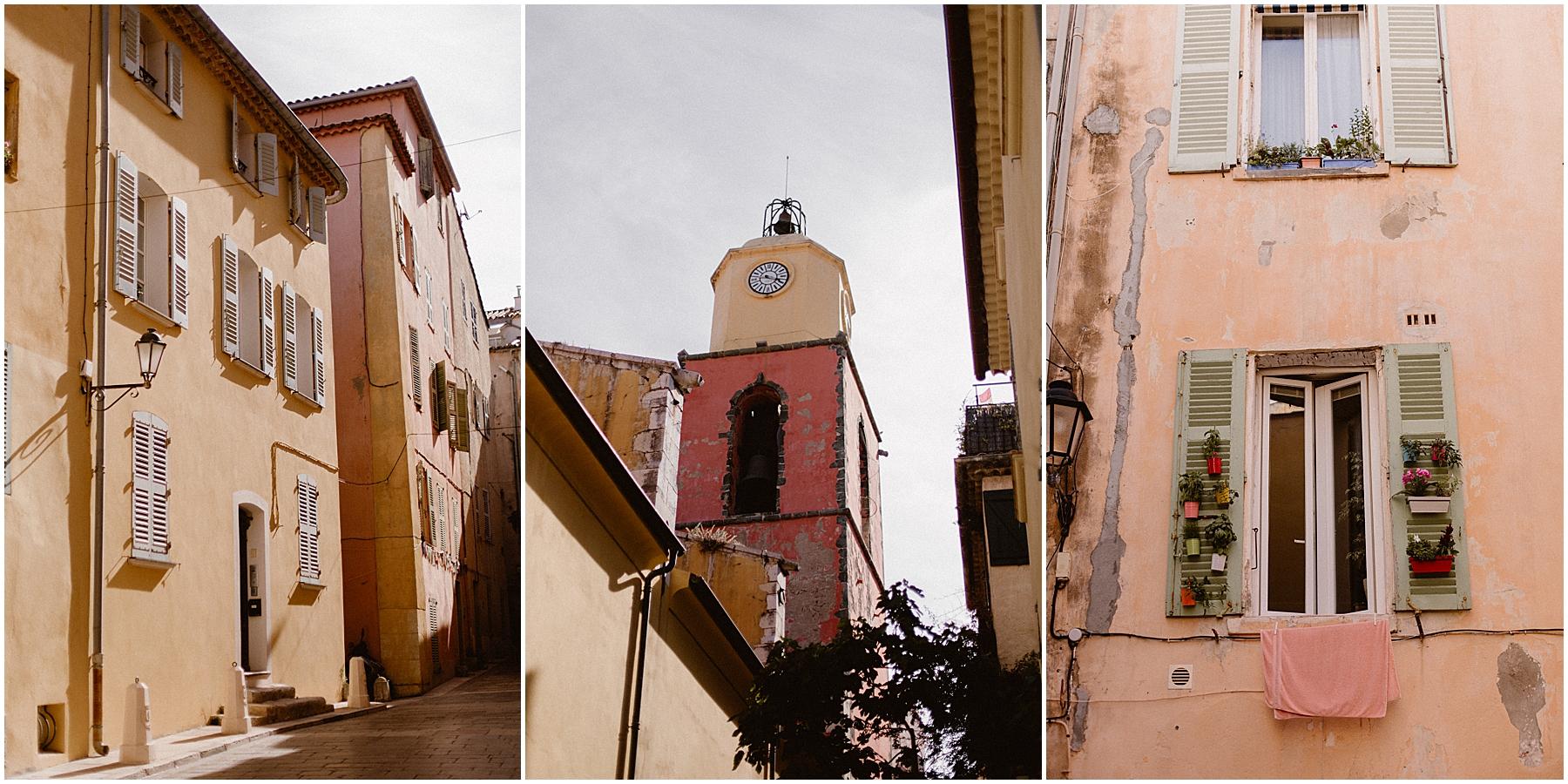 Mariage Citadelle Saint Tropez