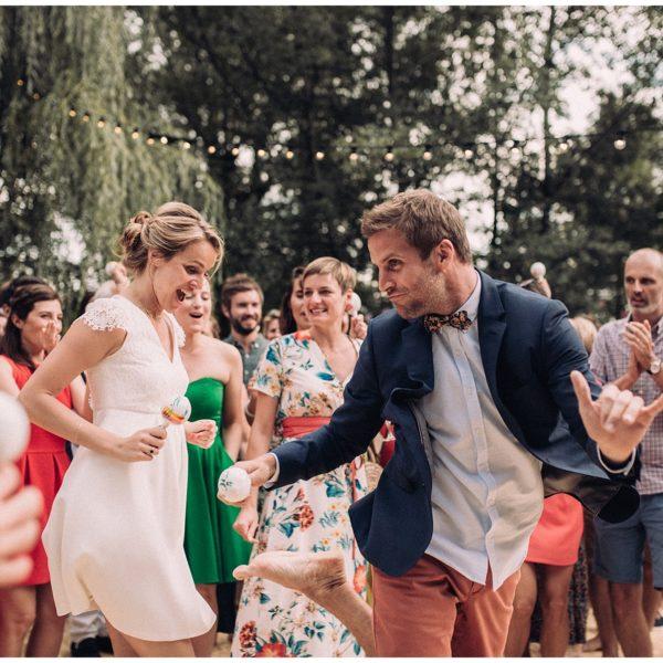 C + K - UN MARIAGE GUINGUETTE DÉCONTRACTÉ SUR UNE ÎLE DE CHARENTES