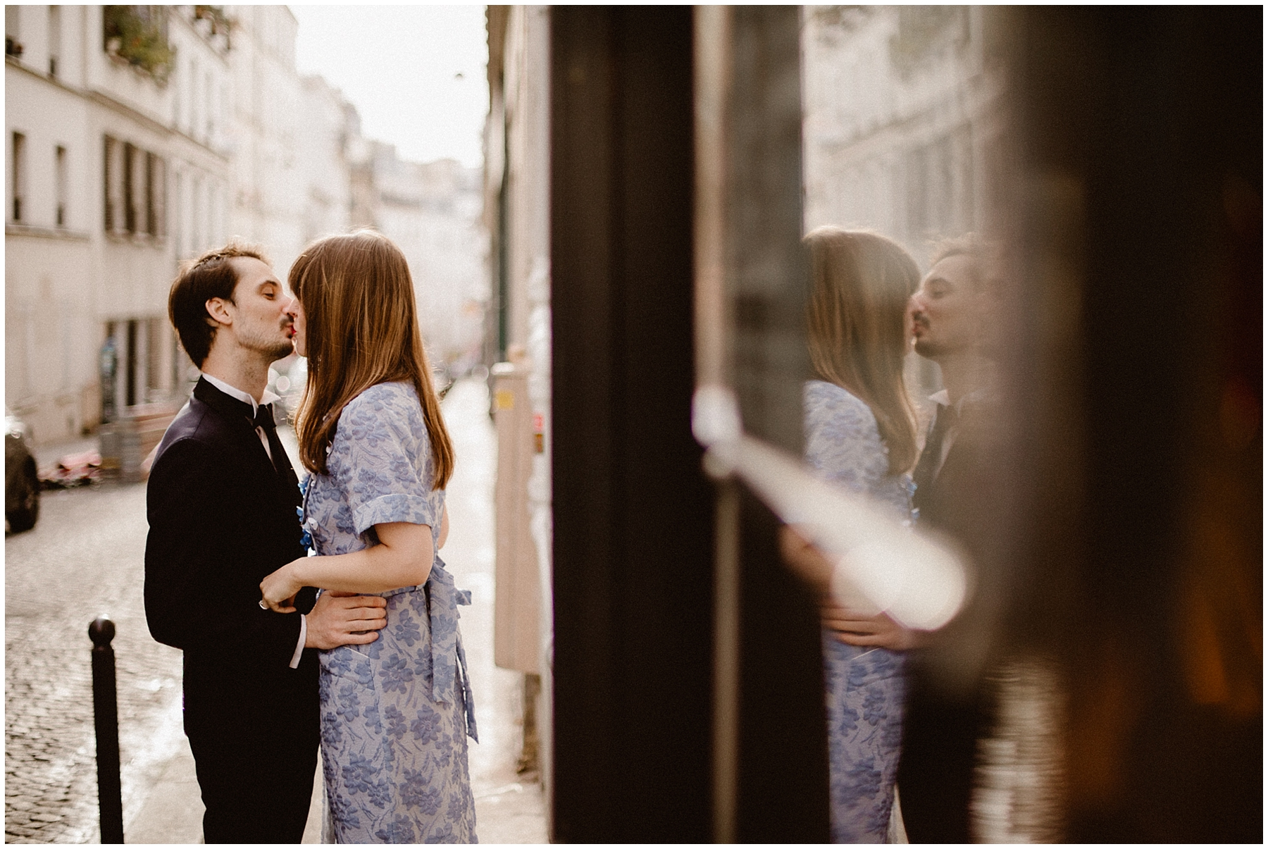 Mariage Montmartre Wedding Paris Abbesses