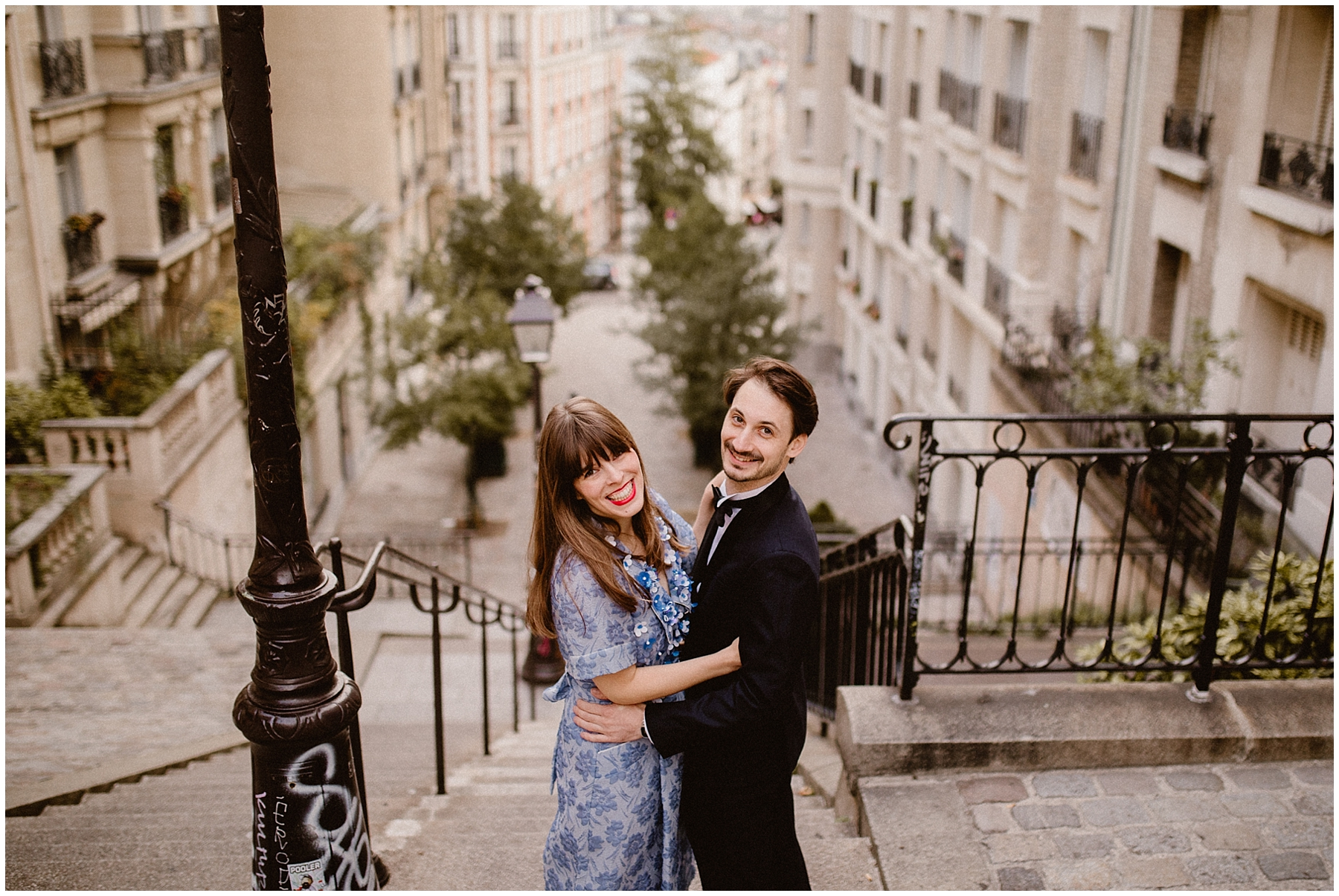 Mariage Montmartre Wedding Paris