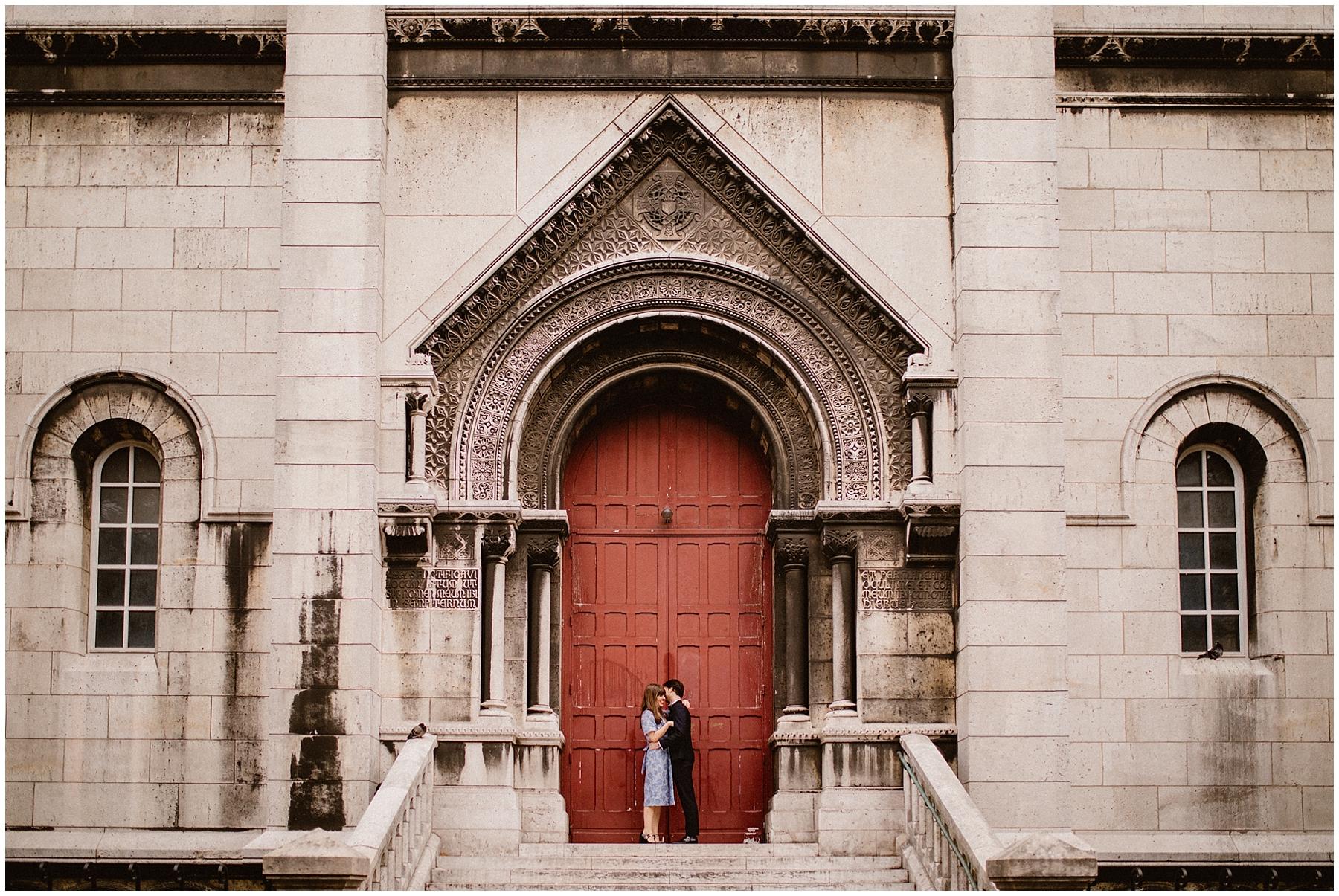 Mariage Montmartre Wedding Paris Sacre Coeur