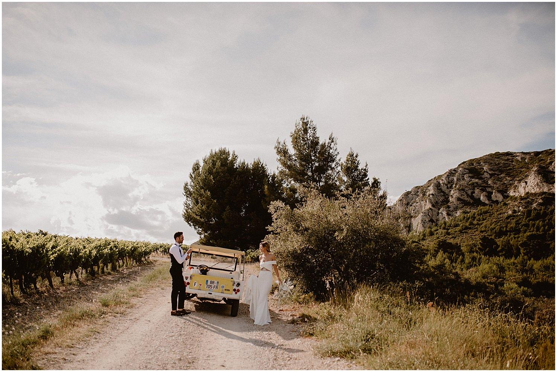 Mariage Les Alpilles