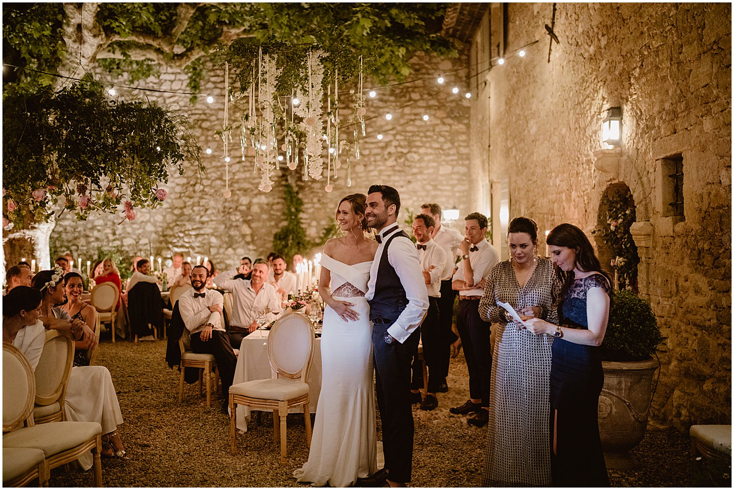 wedding photographer modern wedding Luberon