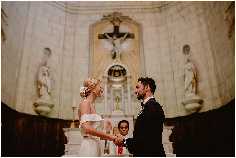 Mariage Eglise Maussane les Alpilles