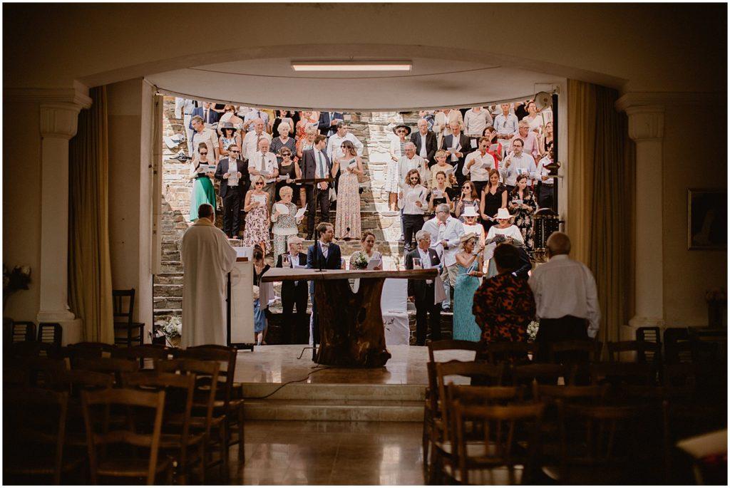 Mariage Eglise Rayol Canadel Var