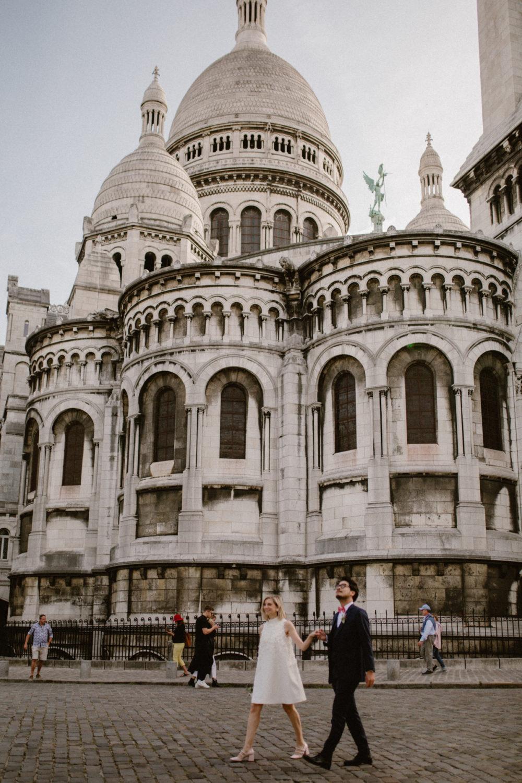 Sacre coeur wedding
