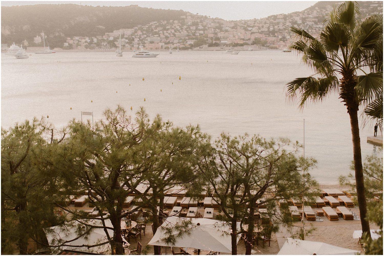 Mariage Plage de Passable Saint Jean Cap ferrat