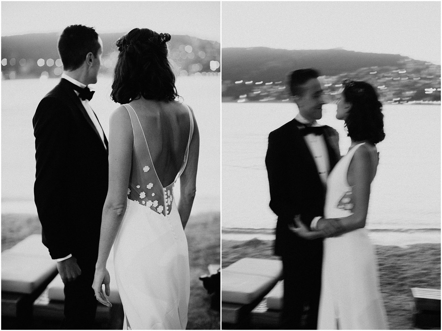 Wedding in Saint Jean Cap Ferrat Beach