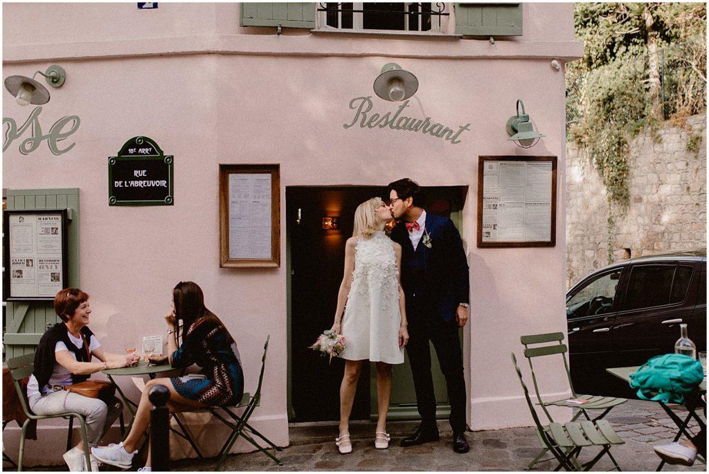 Maison Rose Montmartre Mariage