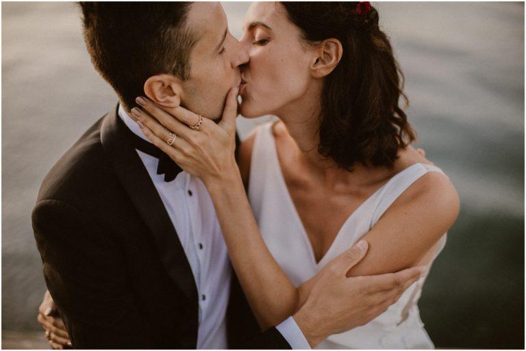 Wedding in Saint Jean Cap Ferrat Beach