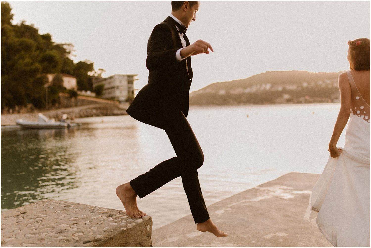 Wedding Saint Jean Cap Ferrat Photographer