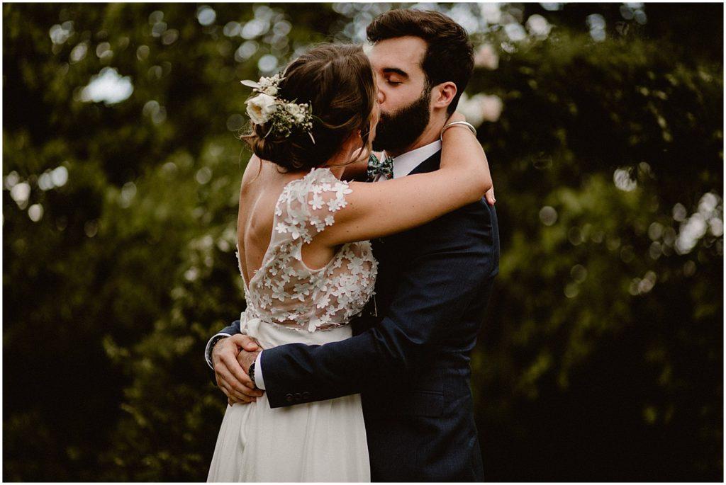 Ceremonie laique mariage boheme dime giverny