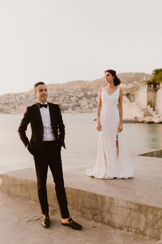 Wedding Saint Jean Cap Ferrat Photographer