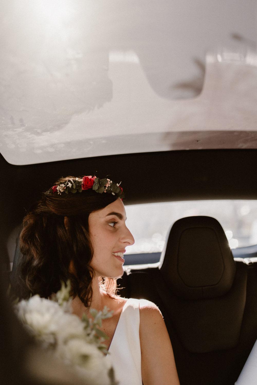 Mariage robe rime arodaky