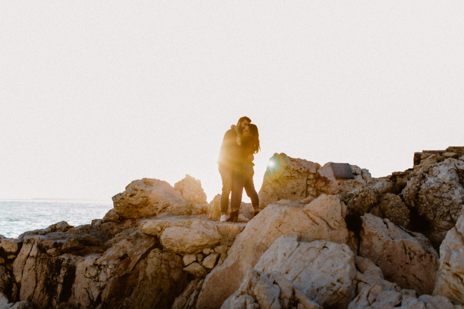 elopement session in Cannes