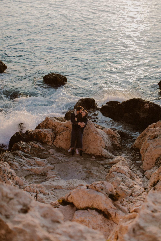 wedding beach nice french riviera
