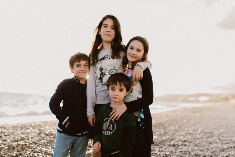 séance photo famille cote d'azur