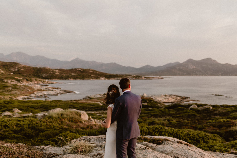 Mariage Domaine de Lagnonu Corse