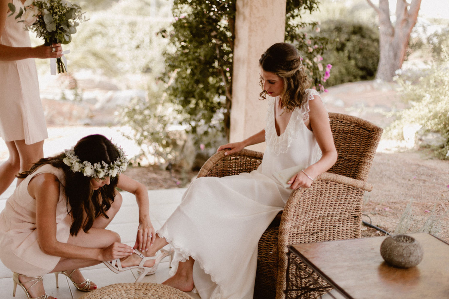 wedding photographer in Corse Calvi
